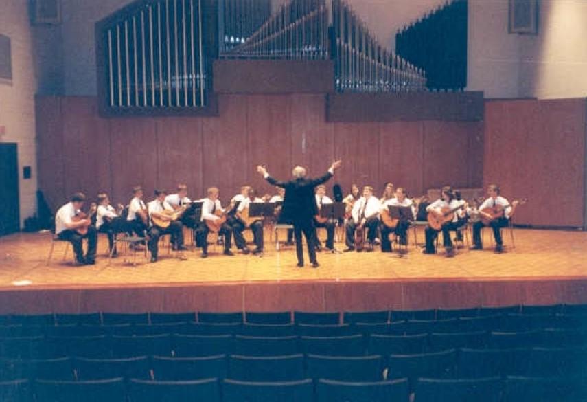 Jim Conducting
